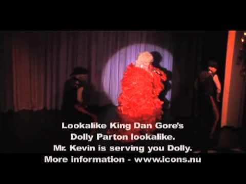 Dolly Parton Impersonator, Dolly Parton Lookalike, Female Impersonators, Lookalike King Dan Gore, ww