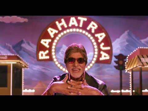 IN 6 language Rahat RajaAmitabh bachchan in navratna hai oil tv ad WATCH & FIND your langauge