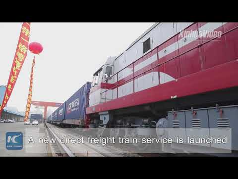 China-Europe 'Silk Road' rail network is growing! New direct freight service launched