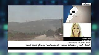 حزب الله  يعلن عن شن مقاتليه عملية عسكرية في جرود عرسال والقلمون