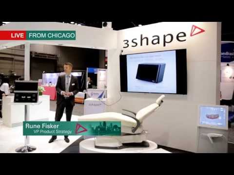 Repeat 3Shape TRIOS 3 demo - Fast and easy color scanning of