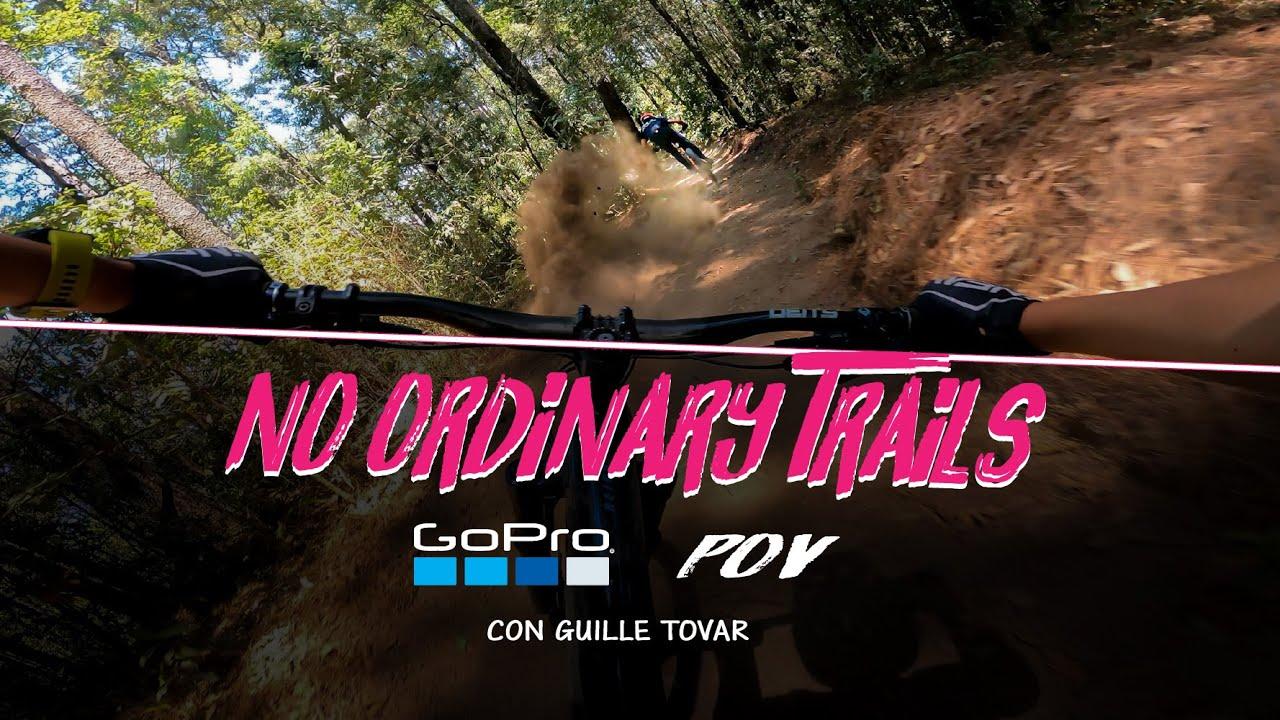 Entrenando en No Ordinary Trails