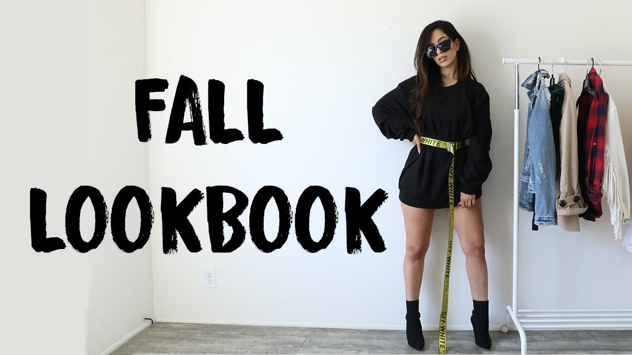 [VIDEO] – FALL OUTFITS 2018 | autumn outfit ideas