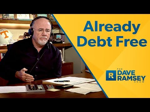What Should I Do If I'm Already Debt Free?