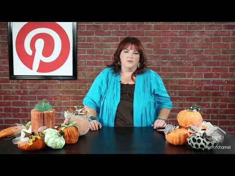 Inspired By Pinterest׃ Pumpkin Patch Craft Ideas