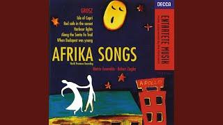Grosz: Afrika Songs, Op.29 - Arabeske - Zwischenspiel 3