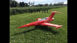 AF-Model Sport Jet Diamond 90mm EDF