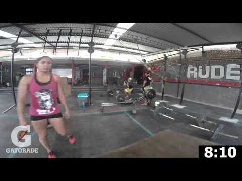 Equipo RudeBox Gatorade Unbroken semana 3 G3 y G3A