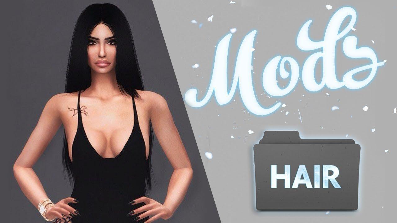 Hair pack mods sims 4