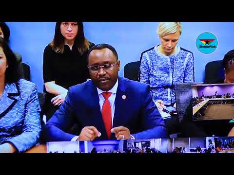 World Bank Group's press briefing on  latest Africa Economic update