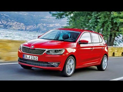 2017 skoda fabia premium and fuel efficient reviews youtube. Black Bedroom Furniture Sets. Home Design Ideas