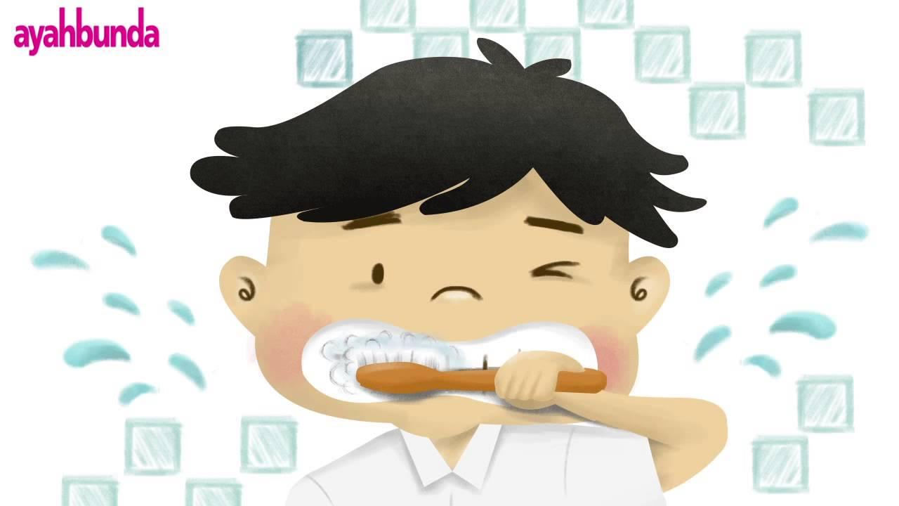 Koleksi Gambar Kartun Anak Menyikat Gigi IPhone Live Wallpapers