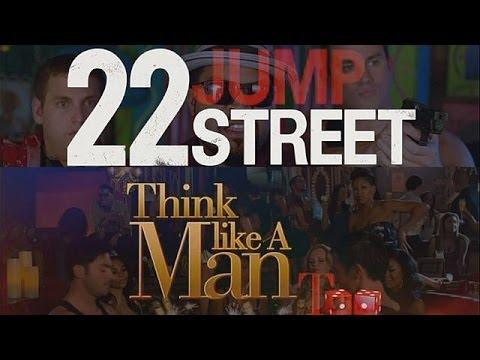Jenko et Schmidt de retour à la fac dans '22 Jump Street' - cinema poster