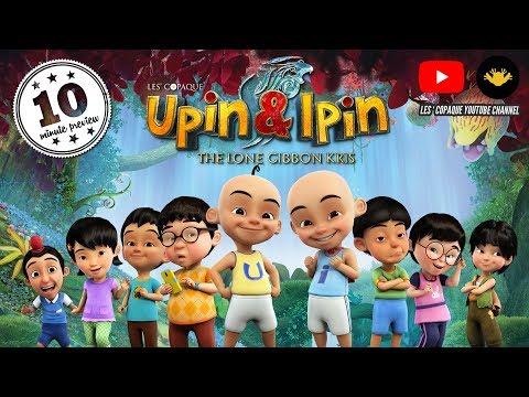 Upin & Ipin : The Lone Gibbon Kris (Full Movie 10 Minutes)