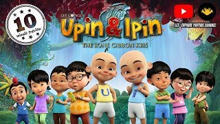 Gambar cover Upin & Ipin : The Lone Gibbon Kris (Full Movie 10 Minutes)
