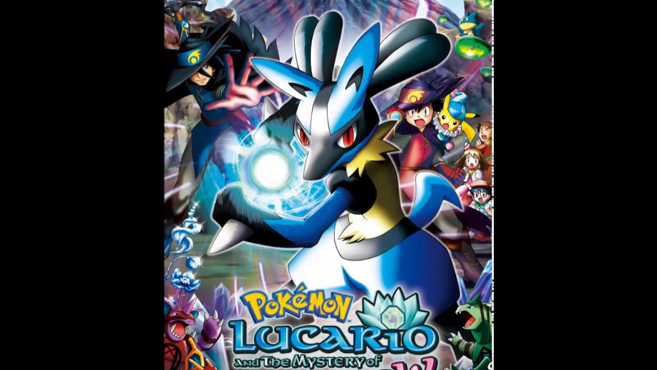 pokemon lucario and the mystery of mew full movie free download