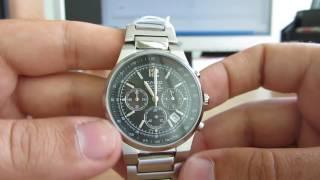 Casio EF-500D-1A видео-обзор(, 2017-02-02T09:07:12.000Z)
