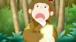 George O Curioso 🐵George o Corajoso 🐵Compilação 🐵Jorge O Macaco Curioso🐵Desenhos Animados