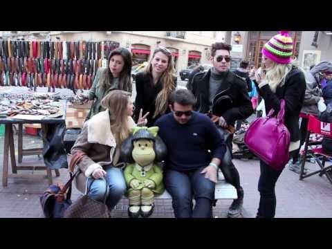 Vlog Buenos Aires - Conhecendo a Mafalda e muitos passeios e fotos!!