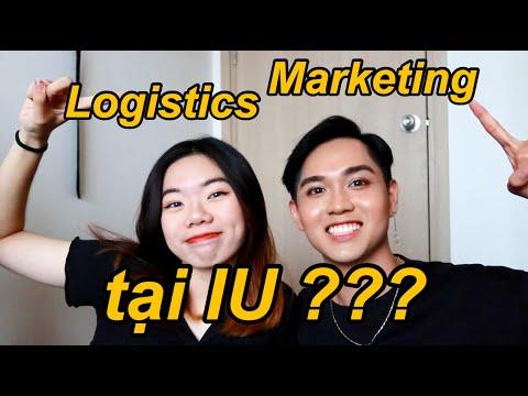 Logistics là gì? Marketing là gì? Có khó hay không? | mumusociu vlogs