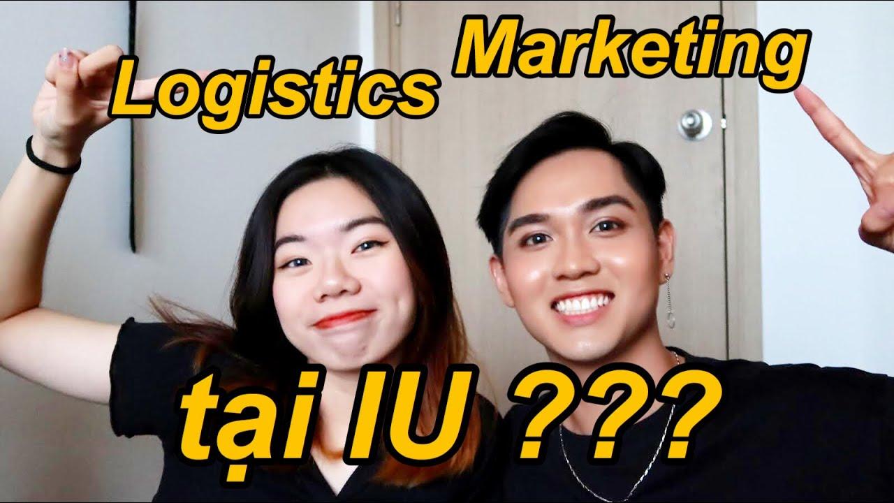 Logistics là gì? Marketing là gì? Có khó hay không?   mumusociu vlogs