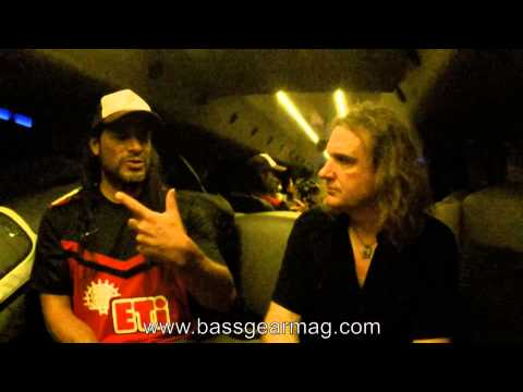 Metal on Metal - David Ellefson interviews Robert Trujillo