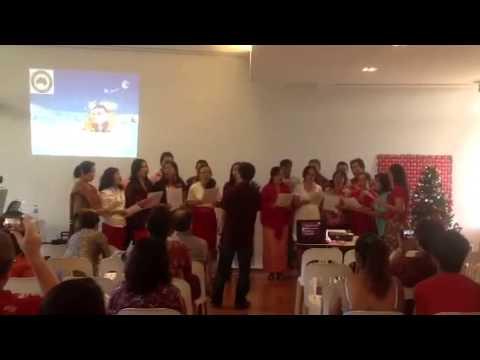 Purba's family - Parsahutaon Batak Queensland