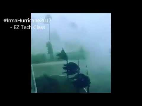Extreme winds gust in Marco Island