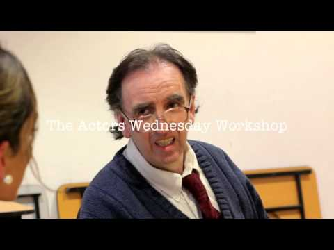 Acting classes with David Scott