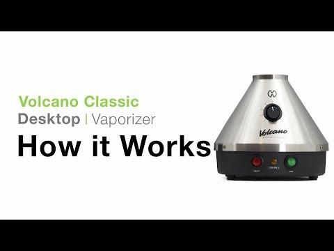 Classic Volcano Vaporizer Tutorial – TVape