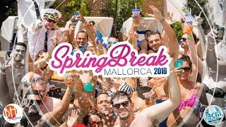 Spring Break Mallorca - May 2016