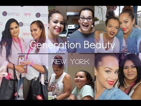 VLOG: Generation Beauty NY | Visiting my hometown | Alyssa B.