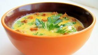 Суп пюре из тыквы со сливками в мультиварке