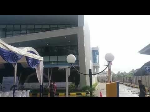 Persiapan sebelum pembukaan Gramedia Banda Aceh