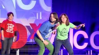 ¿Qué es el teatro de improvisación? | Teatre Circ | TEDxAlcoi