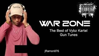 Best of Vybz Kartel - Gun Tunes (WAR ZONE) mixed by IG@djRamon876 (RAW)