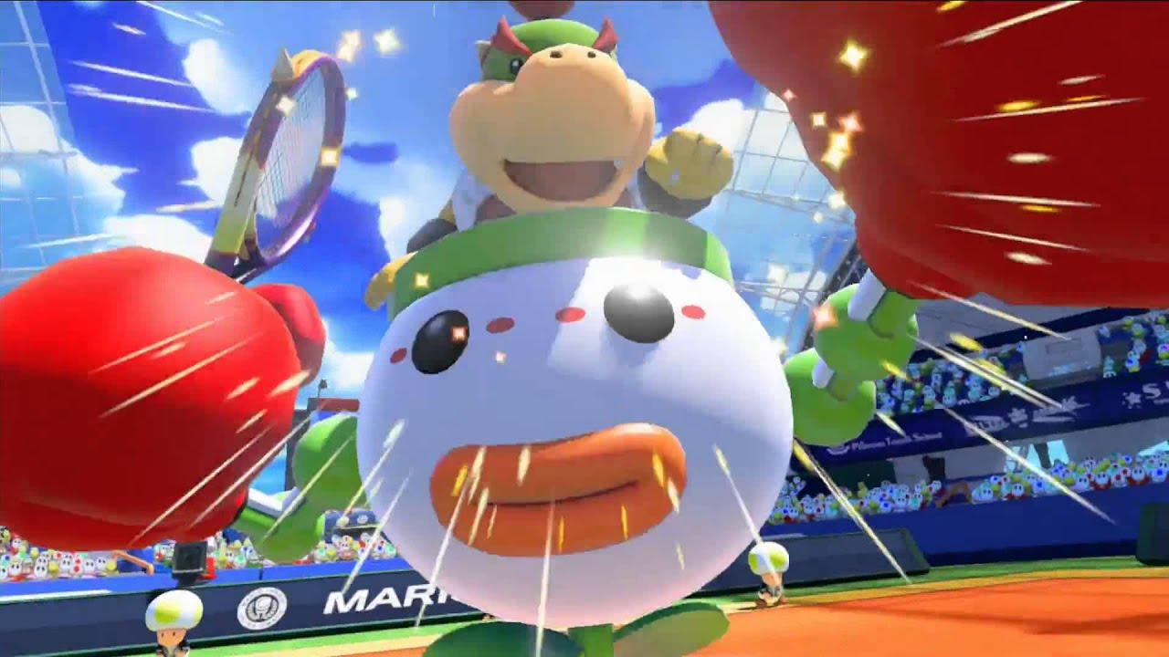 Mario Tennis Aces version 1.1.2