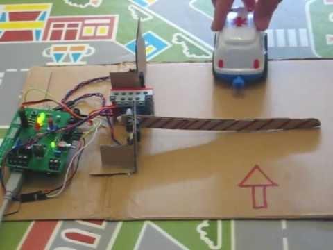 Car Parking Sensor Arduino