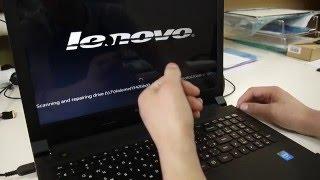 Замена матрицы экрана на ноутбуке Lenovo b50 -30(, 2016-04-04T22:12:14.000Z)