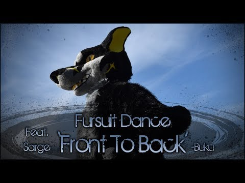 Fursuit Dance - Sarge in 'Front to Back' by Buku