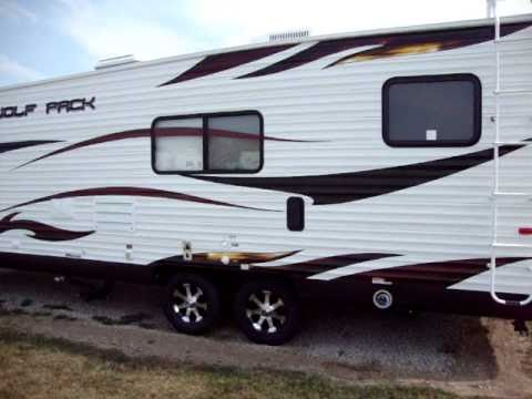 2011 Cherokee Wolf Pack 27 WP @ Couch's Campers RV Your Cincinnati Ohio RV dealer
