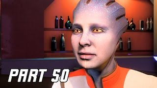 Mass Effect Andromeda Walkthrough Part 50 - DR. LEXI (PC Ultra Let's Play Commentary)