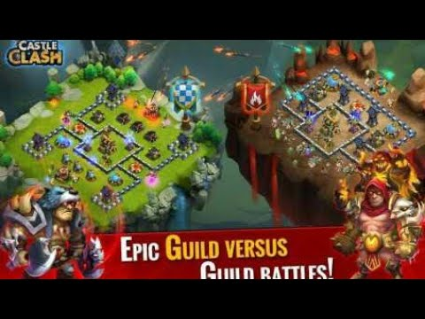 Castle Clash Mod Apk (in Video Was Not Modded)