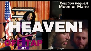 FIRST TIME HEARING!  Bee Gees - Too Much Heaven (Official Music Video) Reaction