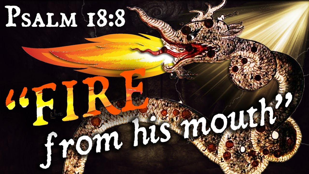 Evidence that YHWH was a Dragon 🐉