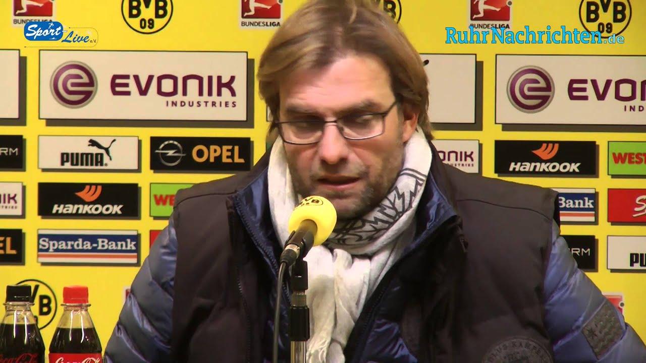 BVB Pressekonferenz vom 15. November 2012 vor dem Spiel Borussia Dortmund gegen Greuther Fürth