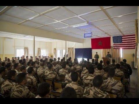 Marruecos-EEUU: Peligrosas maniobras navales para el tráfico aéreo de Canarias