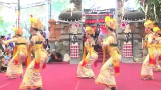 Legong Lanang Dance