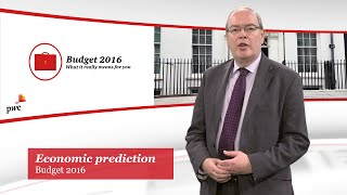 Economic overview predictions - Budget 2016 predictions