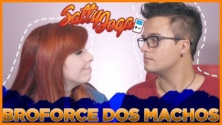 BROFORCE DOS MACHOS | Satty Joga feat. Damiani